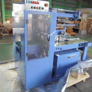 富山県の包装製造機メーカー ㈱ハナガタ様の輸出梱包させて頂いております。