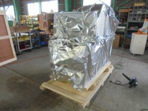 包装機 HP-20 株式会社ハナガタ