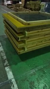オーダーメイド パレット 輸出梱包、輸送梱包、輸出・貿易